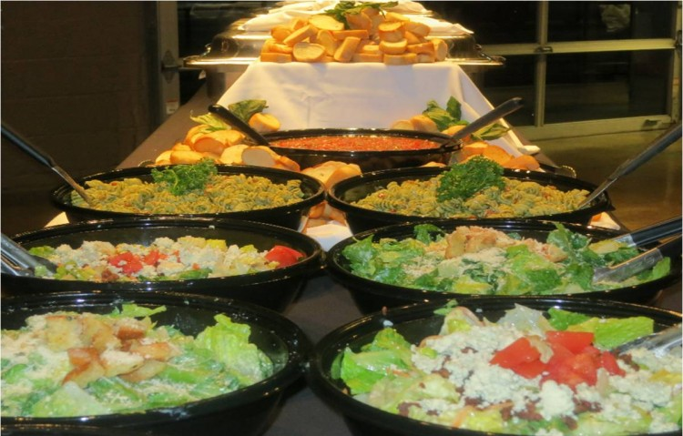 Plaza Salad Spread